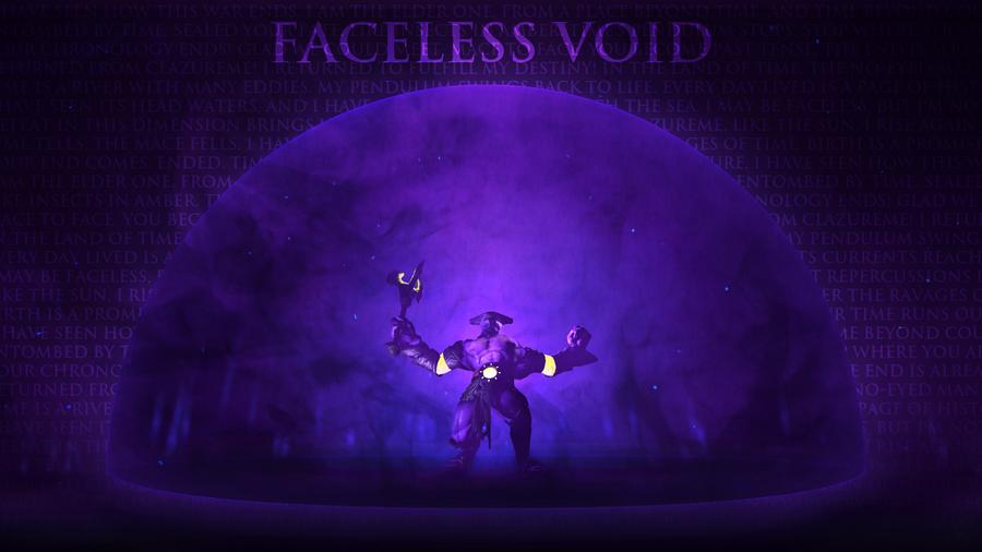 dota 2 faceless void by lozeng3r on deviantart