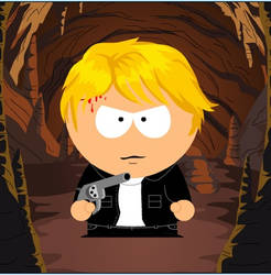 Seth South Park-ified by ACanariesMelody