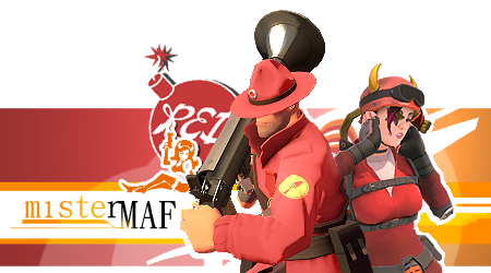 SMNC/TF2 Signature by MisterMaf