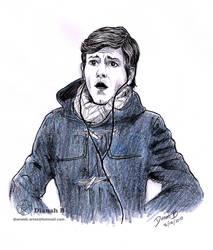 MATHEW BAYNTON - The Wrong Mans Sketch by Dianah3