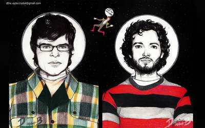 FLIGHT OF THE CONCHORDS! Portrait / Speed Drawing by Dianah3