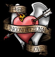 Pure Unconditional Love by JMarFtAtkinson