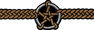 Pentacle Band Tattoo