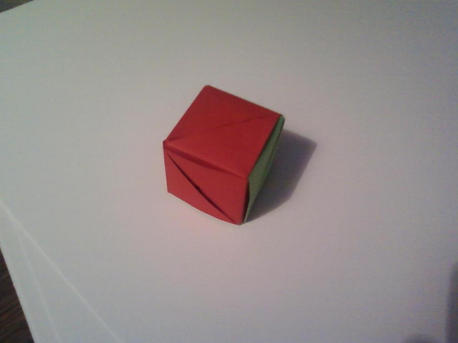 Origami Rose Box – Origami Tutorials | 675x900