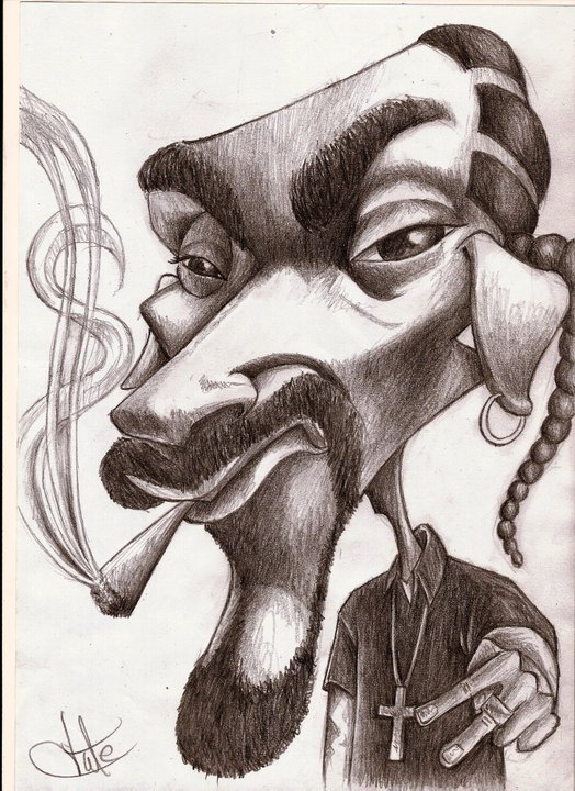 Snoop Dogg by cocotte94