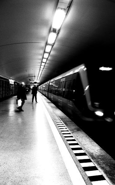 Take the A Train by keowyn