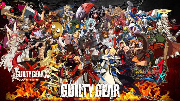 Guilty Gear Wallpaper