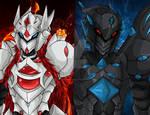 Reshiram/ Zekrom Balance Breaker Armor