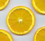 .:stock - sliced orange 5:.