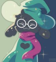 Fluffy boy by Hynori