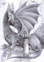 DragonDruid by Seokthih