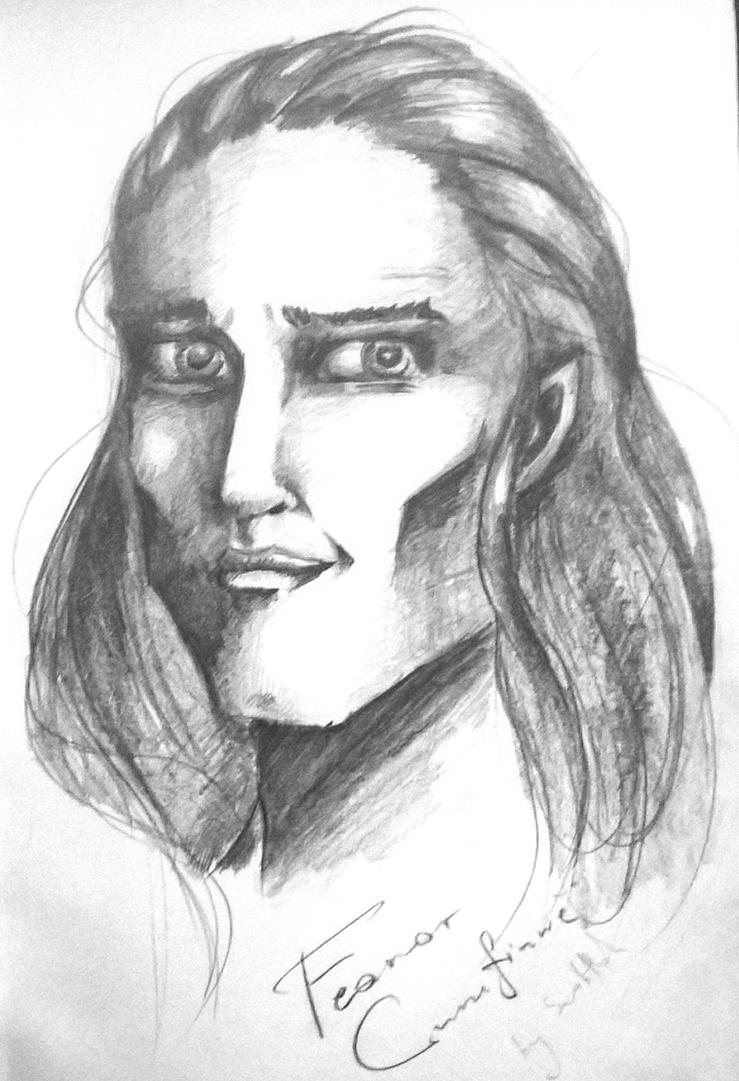 Feanor by Seokthih