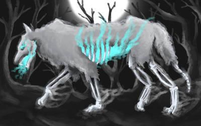 Wolf Spirit by Seokthih