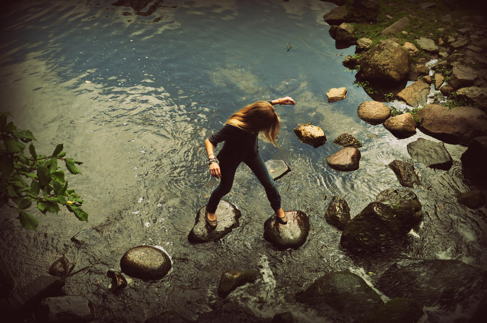 Stepping Stones of Memory