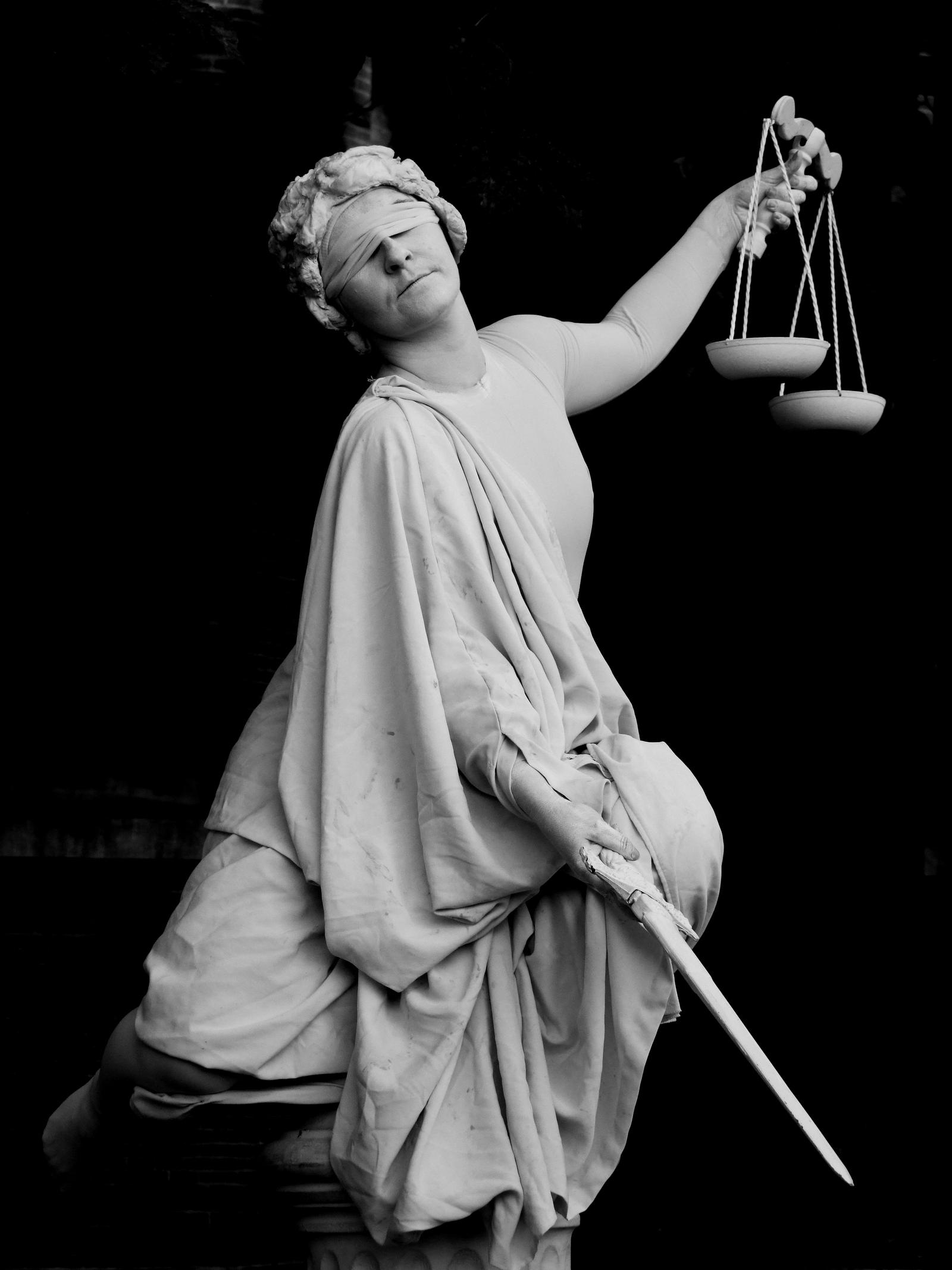 lady justice statue drawing - photo #11