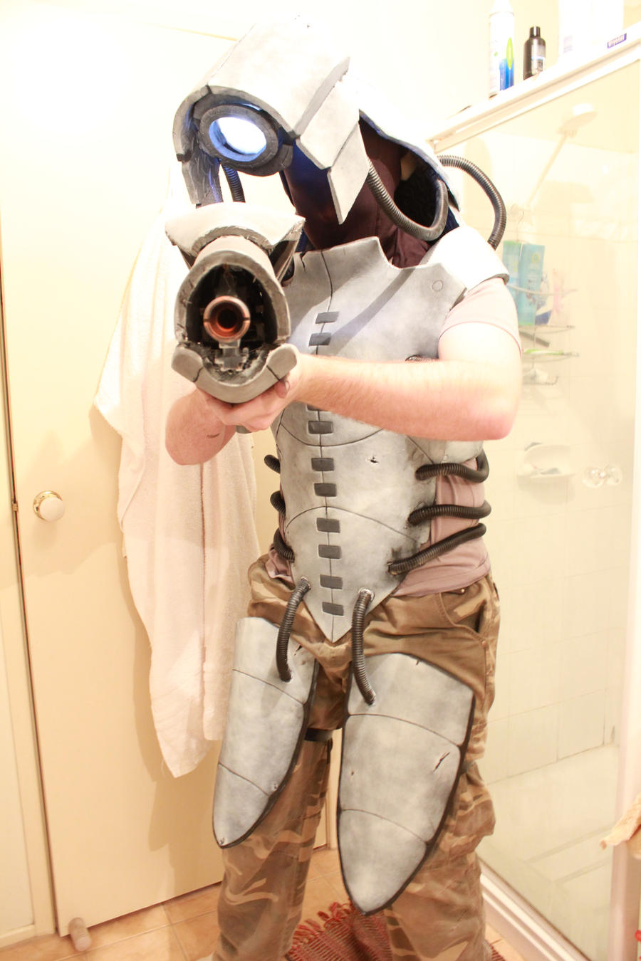 geth with gun III by 1HLJ6