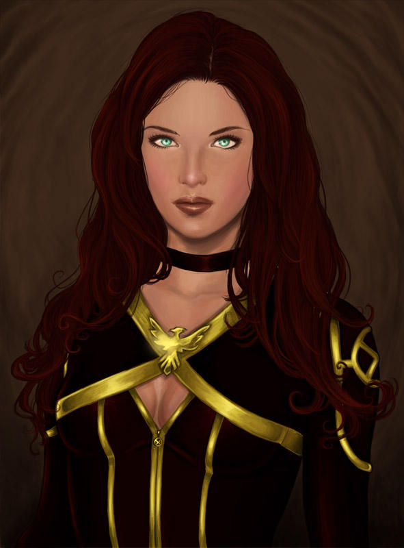 Agent-257's Gallery - Page 2 Jean_Grey_by_icyheart