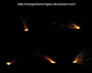 Texture Sparks Pack By Margaritamorrigan