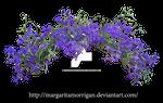 floral wreath by margarita-morrigan