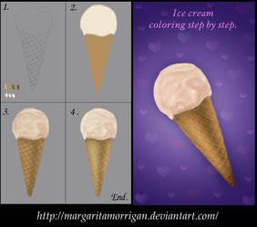 ice cream by margarita-morrigan