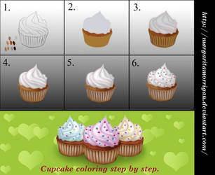 cupcake by margarita-morrigan
