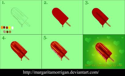 water ice by margarita-morrigan