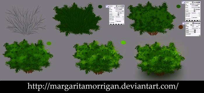 bush by margarita-morrigan