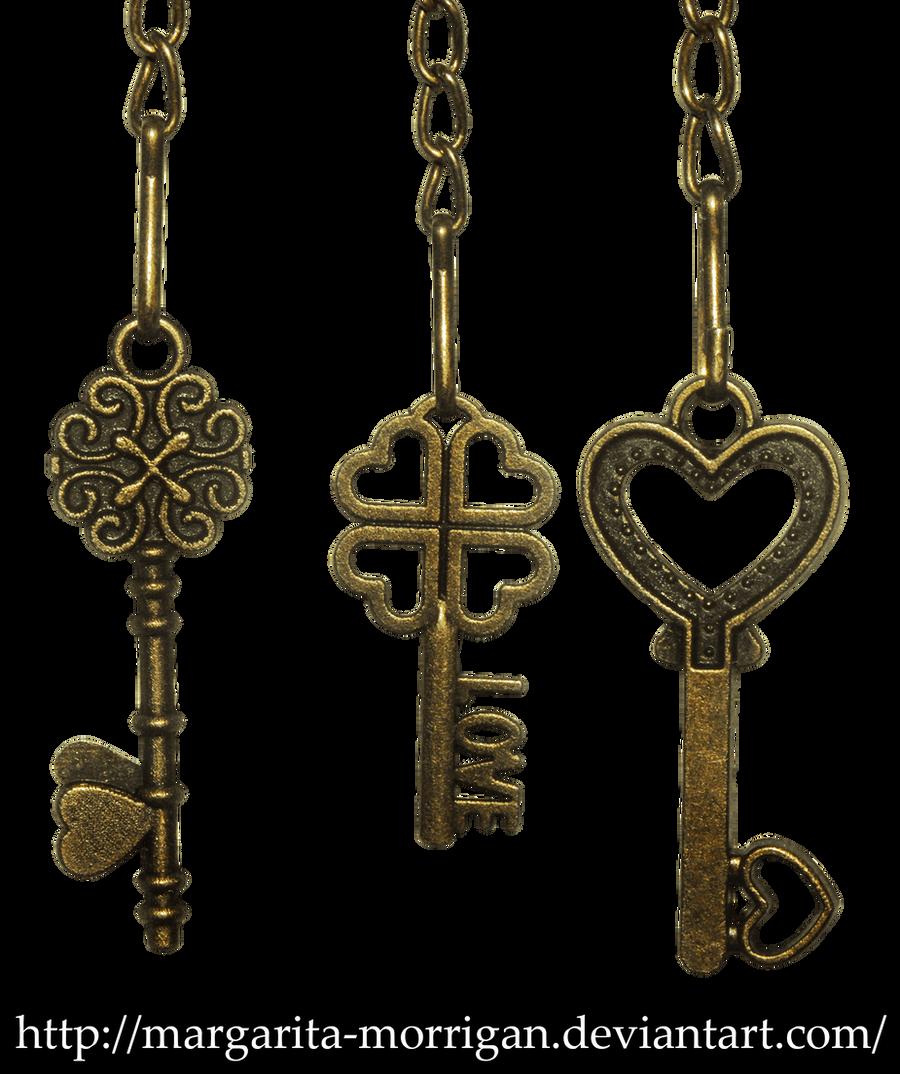 Keys from the heart by margarita-morrigan