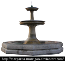 Fountain by margarita-morrigan
