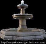 Fountain by margarita-morrigan