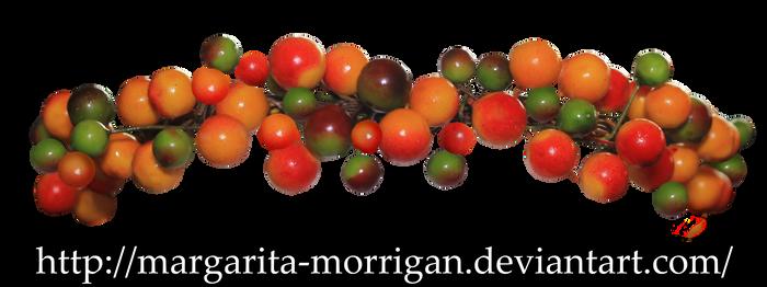 berry tiara by margarita-morrigan