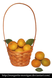 Fruit basket by margarita-morrigan