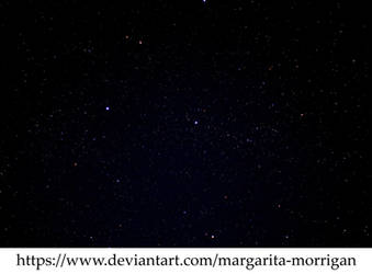 starry sky by margarita-morrigan
