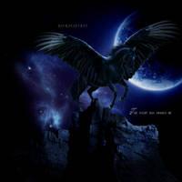 The night has awaken me. by BaukjeSpirit