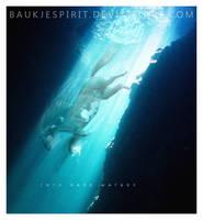 Into dark waters. by BaukjeSpirit