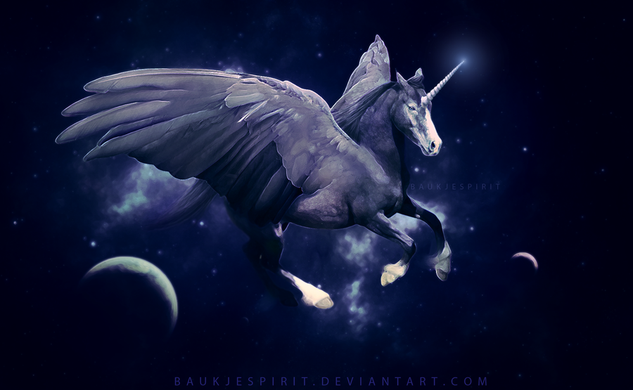 guardian of the universe by BaukjeSpirit