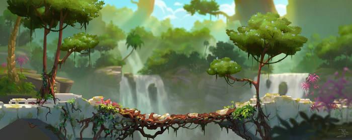 Jungle Bridge