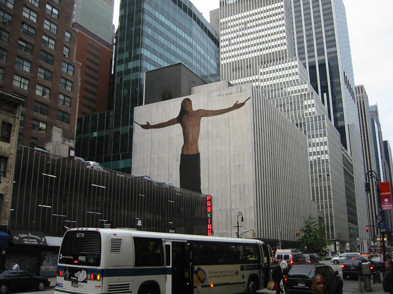21st Century Crucifixion