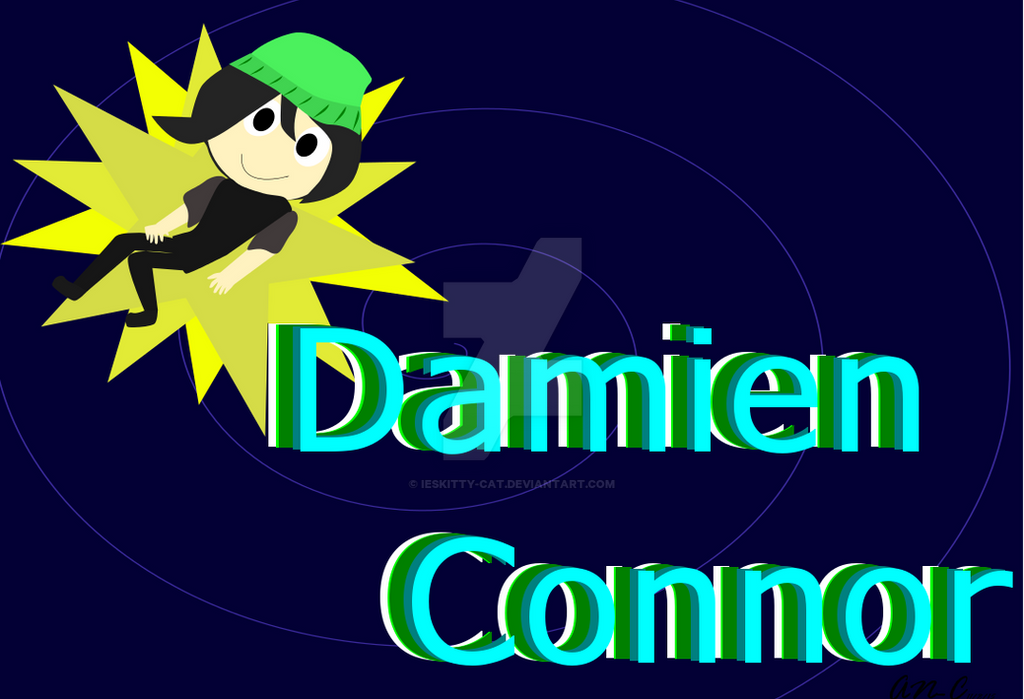 Damien Connor by IesKitty-Cat