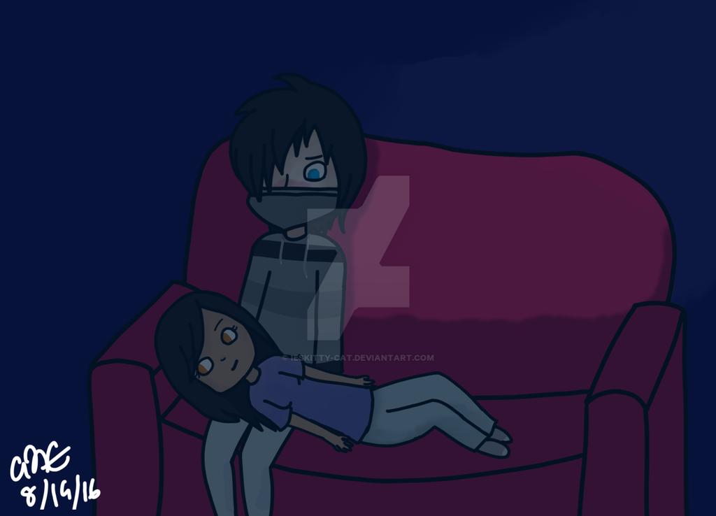 Zanemau~ late night Tv by IesKitty-Cat