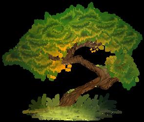 Baguette tree