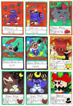 Mid-Bosses Cards Series 2 (Semi Old and Old)