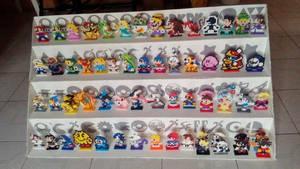 Super Smash Bros Pixel Art Roster