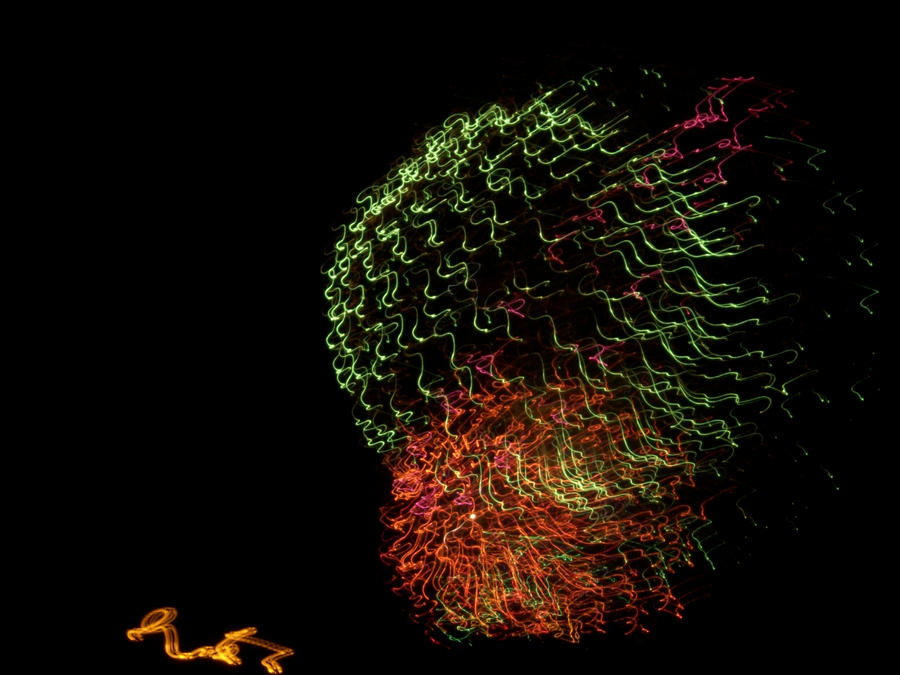 Fireworks by RyosukeHikashu