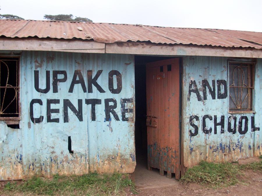 Kenyan Elementary School by RyosukeHikashu