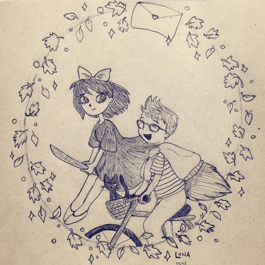 Kiki by Luna-Miau
