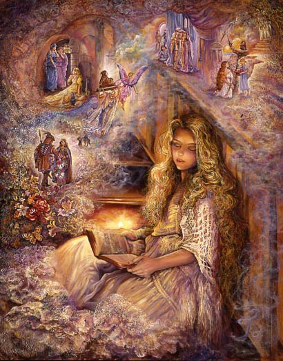Stairway Dreams  - Josephine W by popcornaddict7