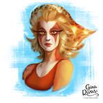 Chitara - Portrait