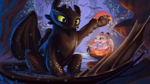 How to train your dragon contest - Birth