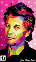 Jon Bon Jovi on WPAP